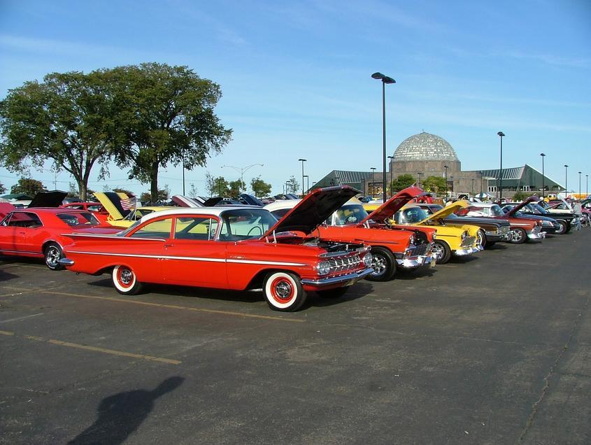 Antique Car Show Chicago